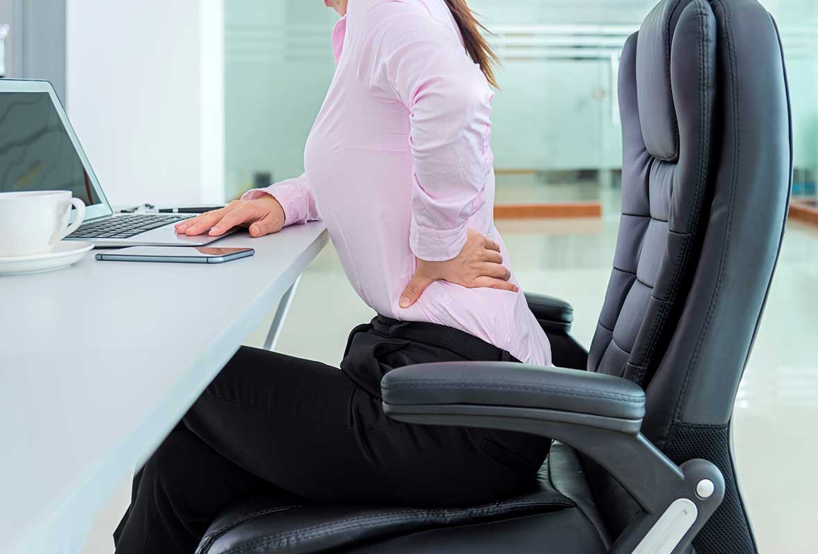 female back pain