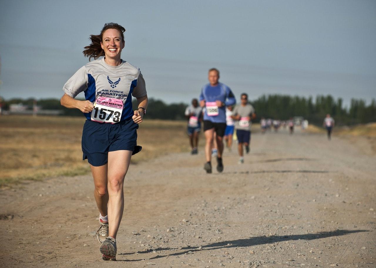 First Ever Marathon