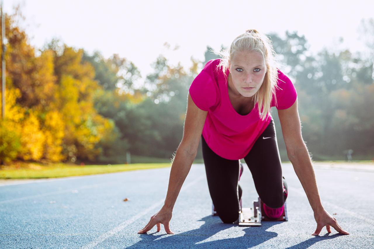 Track  U0026 Field Athlete Nadine Broersen Talks Fitness