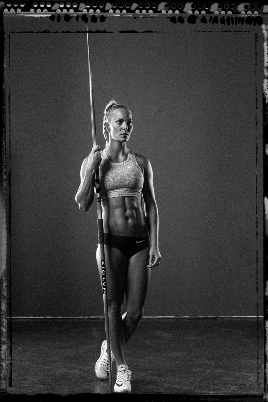 Nadine Broersen,  Track and Field Athlete