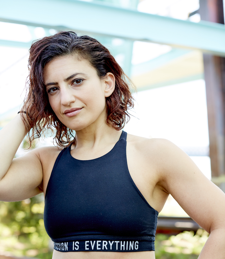 Sylvia Nasser