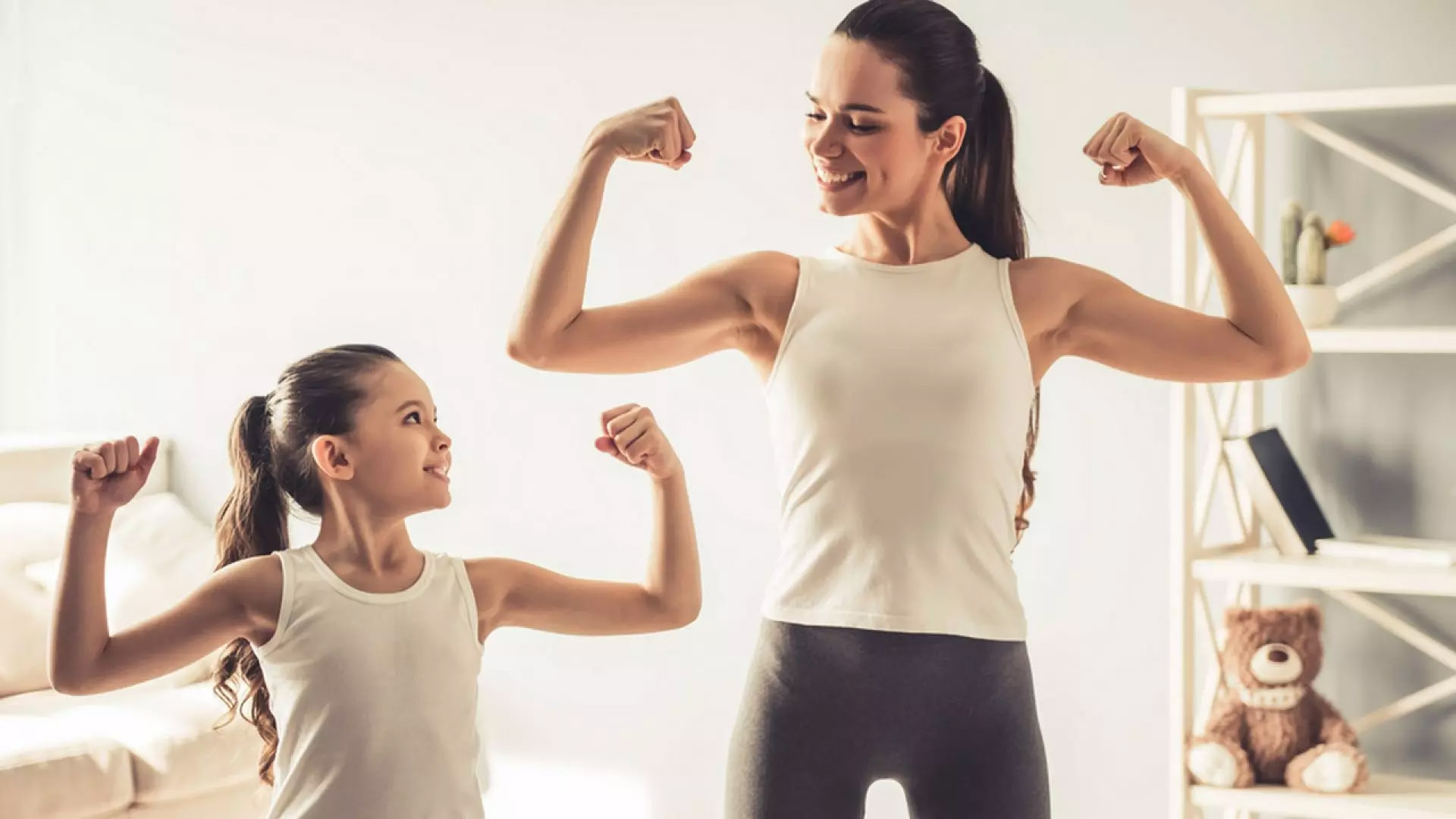 Your Fitness And Your Kids' Fitness
