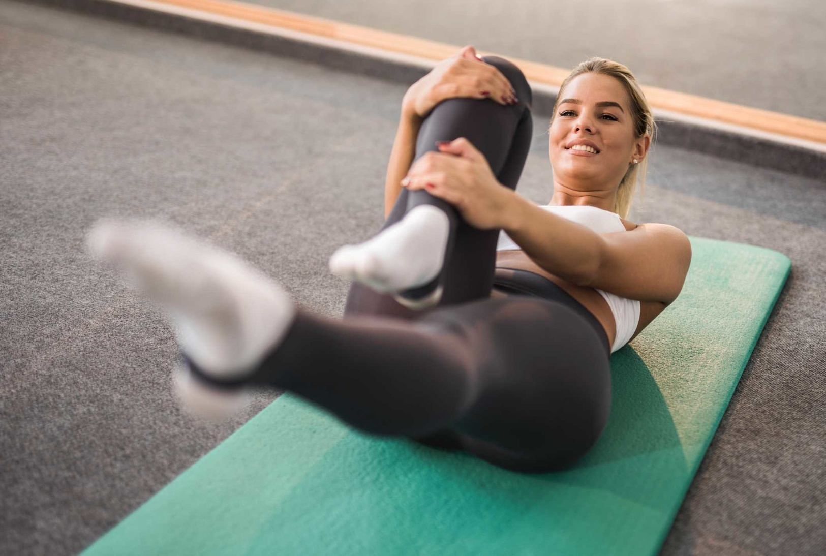 How Pilates Can Help Relieve Stress