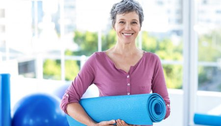People with osteoporosis should avoid spinal poses in yoga