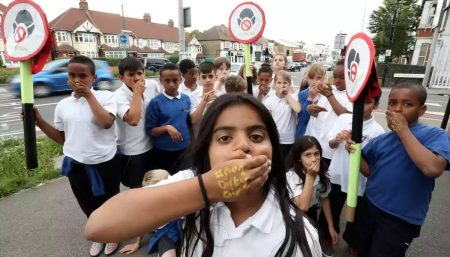 Children exposed to air pollution at school may be at greater risk of overweight and obesity