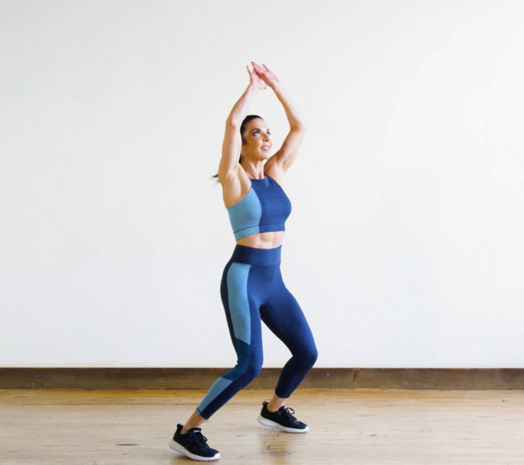 30 Minutes Fat-Burning HIIT Workout