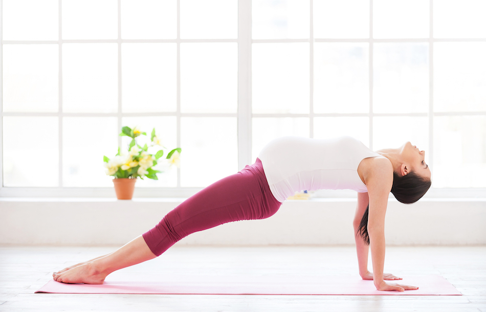 Yoga Poses That Are Safe During Pregnancy Women Fitness