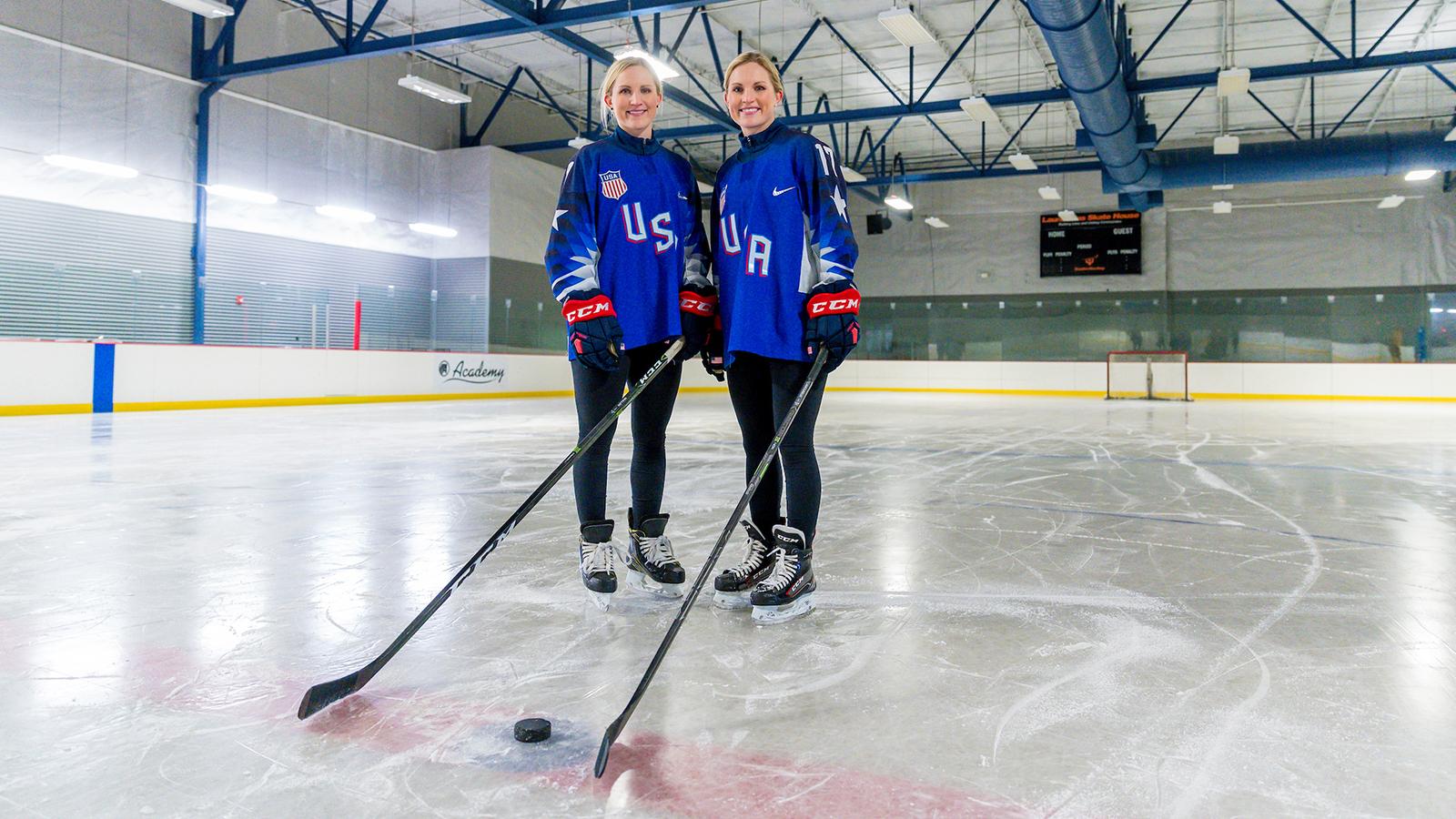 Monique Morando & Jocelyn Davidson