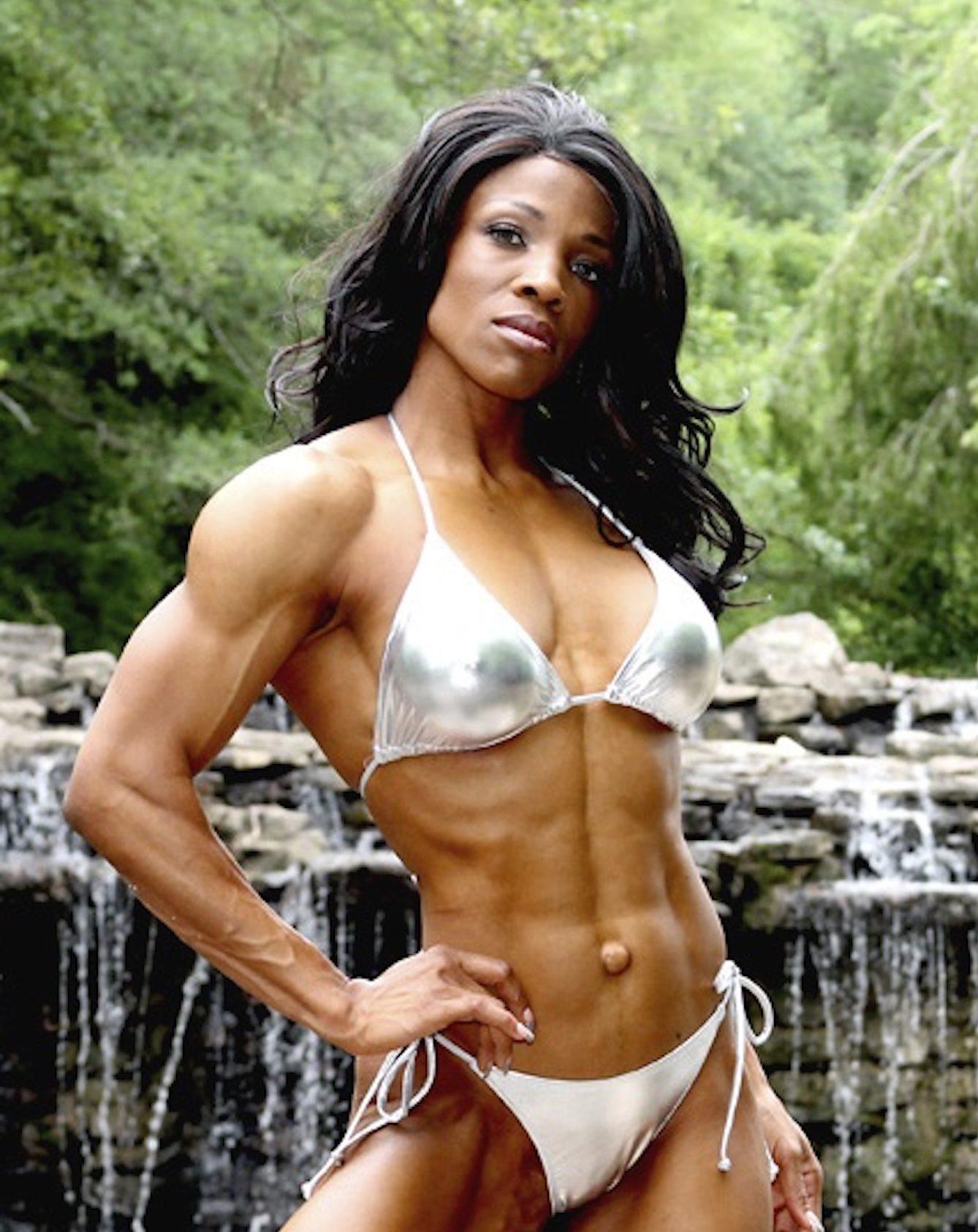 MayLa Ash,  IFBB Figure Pro
