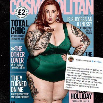 Celebrity fat shaming