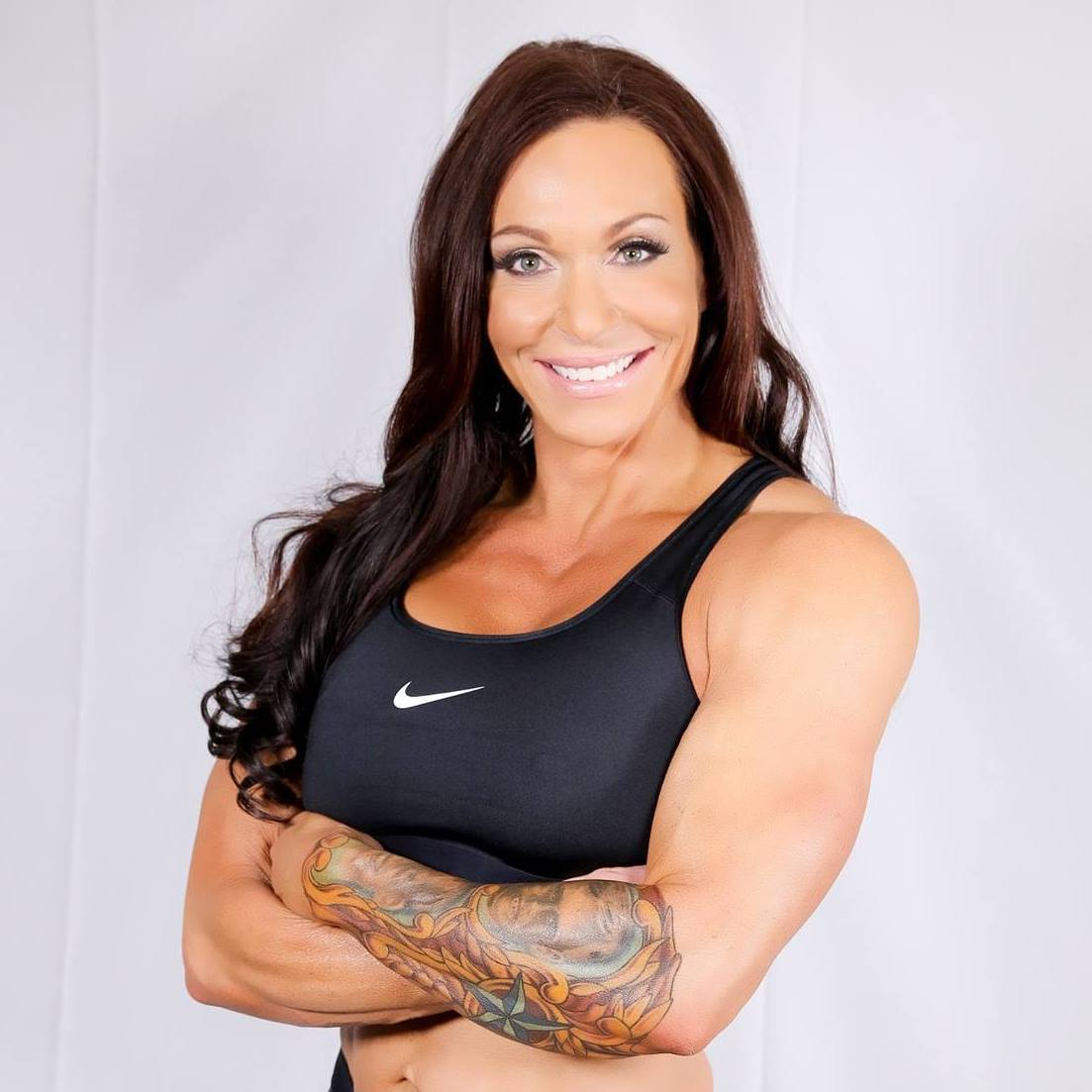 Lisa Marie Sanders, IFBB PRO, Army & Air Force Veteran