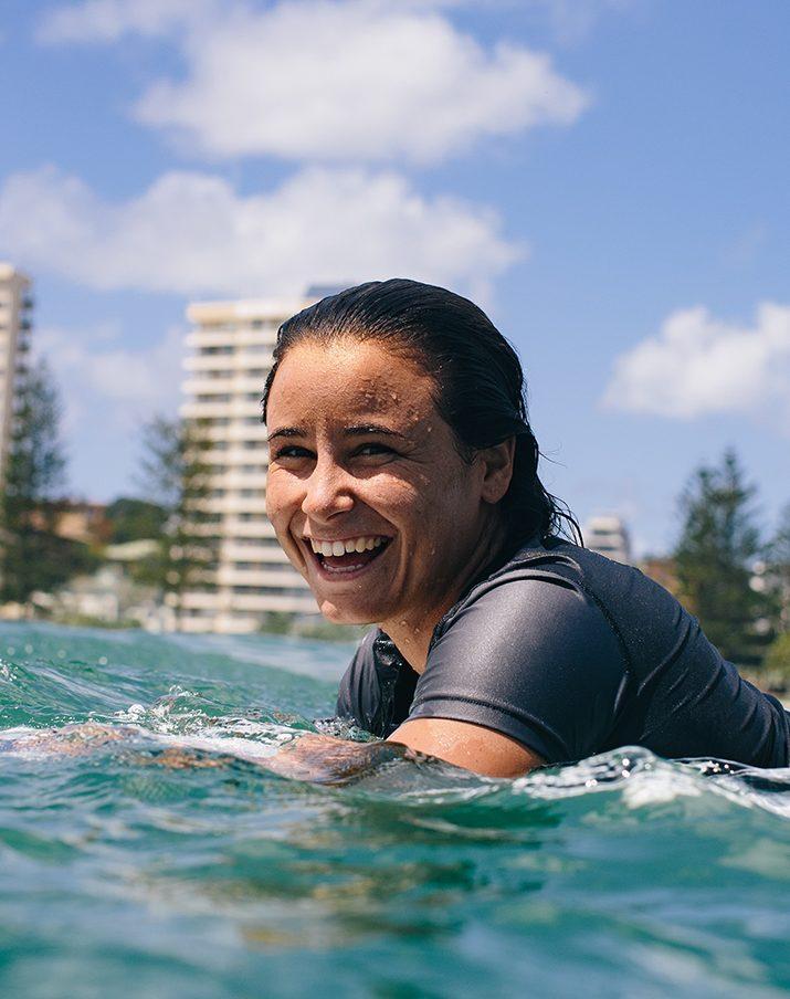 Johanne Defay, Surfing