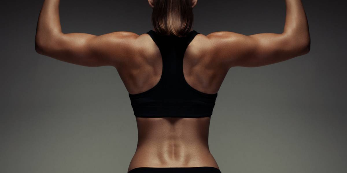 building a strong lower back
