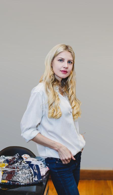 Alana Sorokin , Joseph & Alexander's Founder