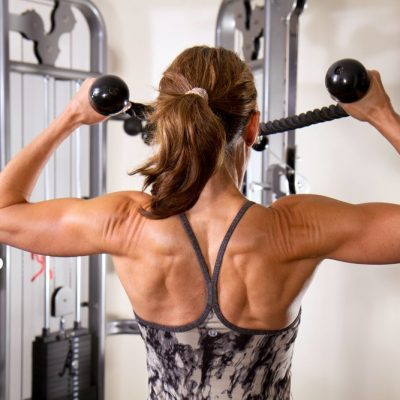 muscle loss with menopause