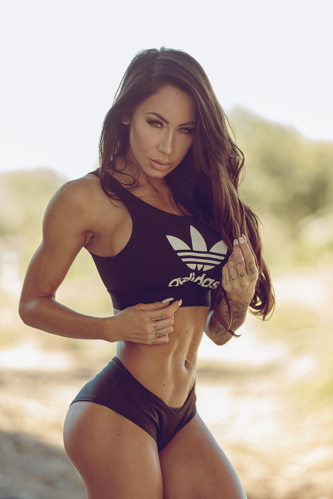 Venessa Nieto, Fitness Model