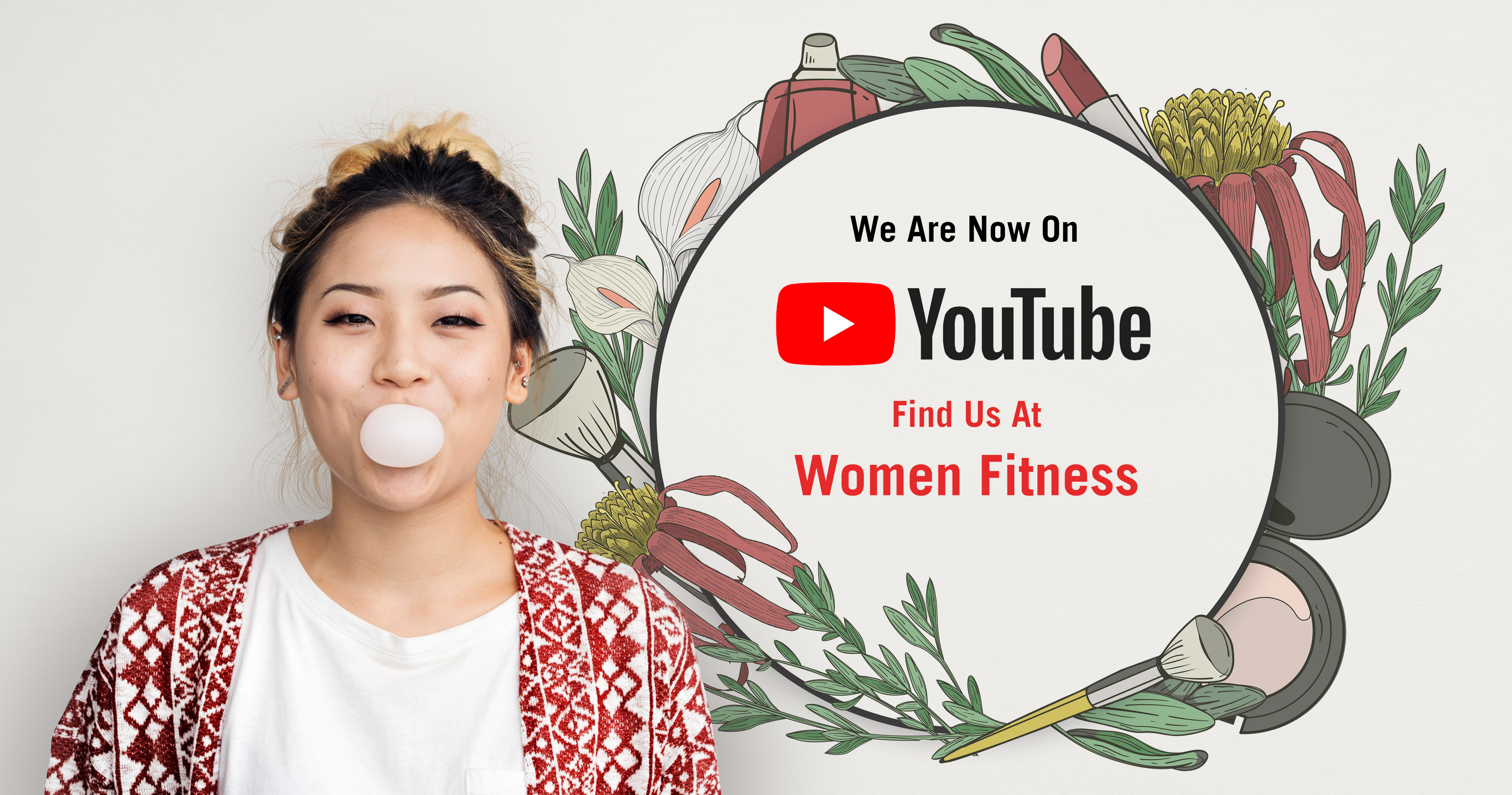 Women Fitness on Youtube