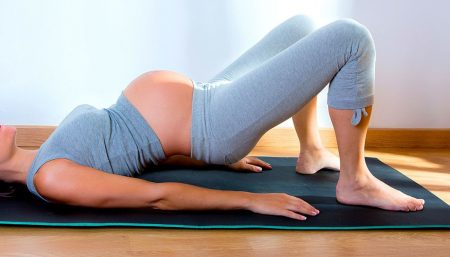 Exercise in the Third Trimester