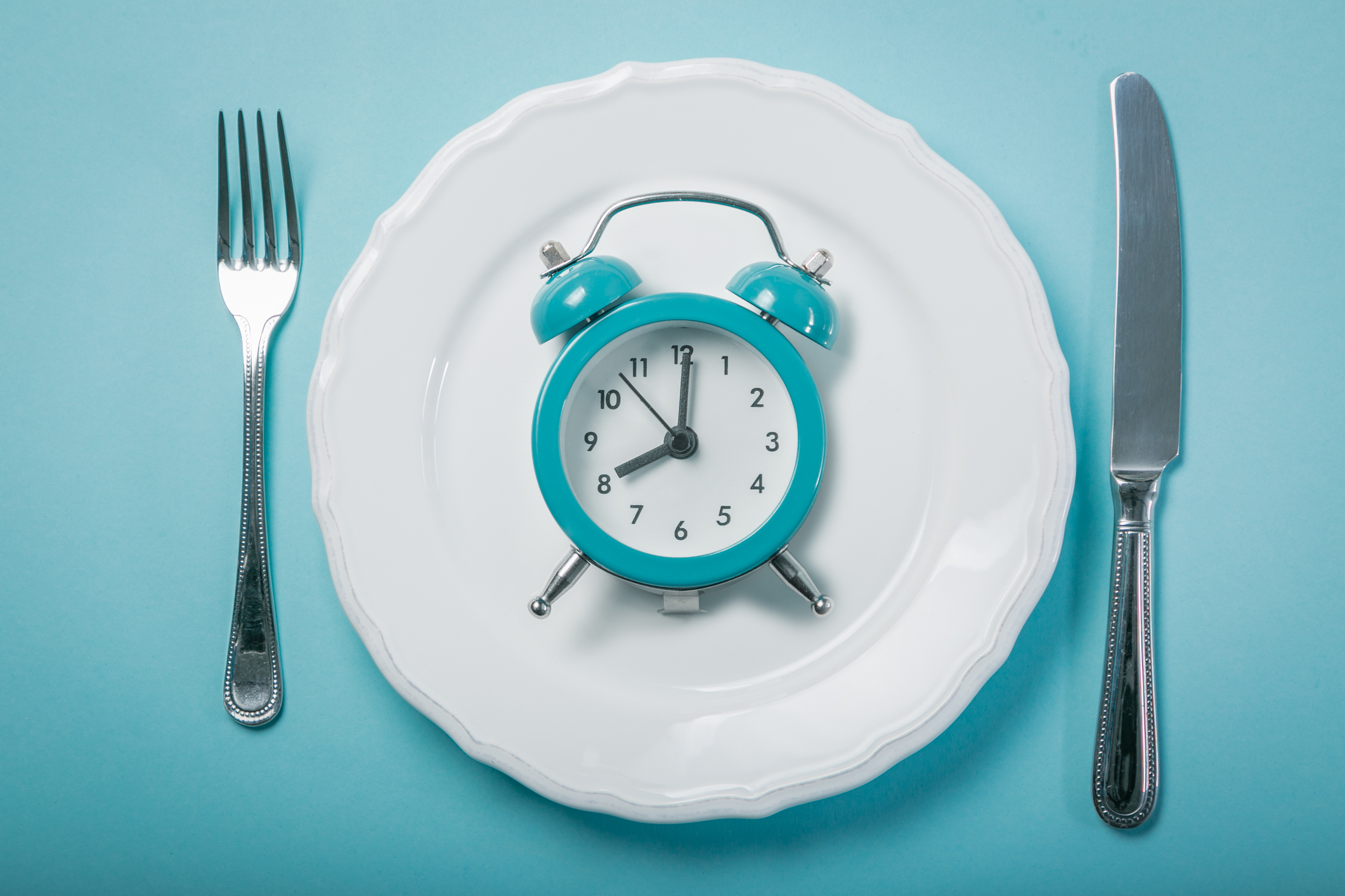 Intermittent fasting reduces