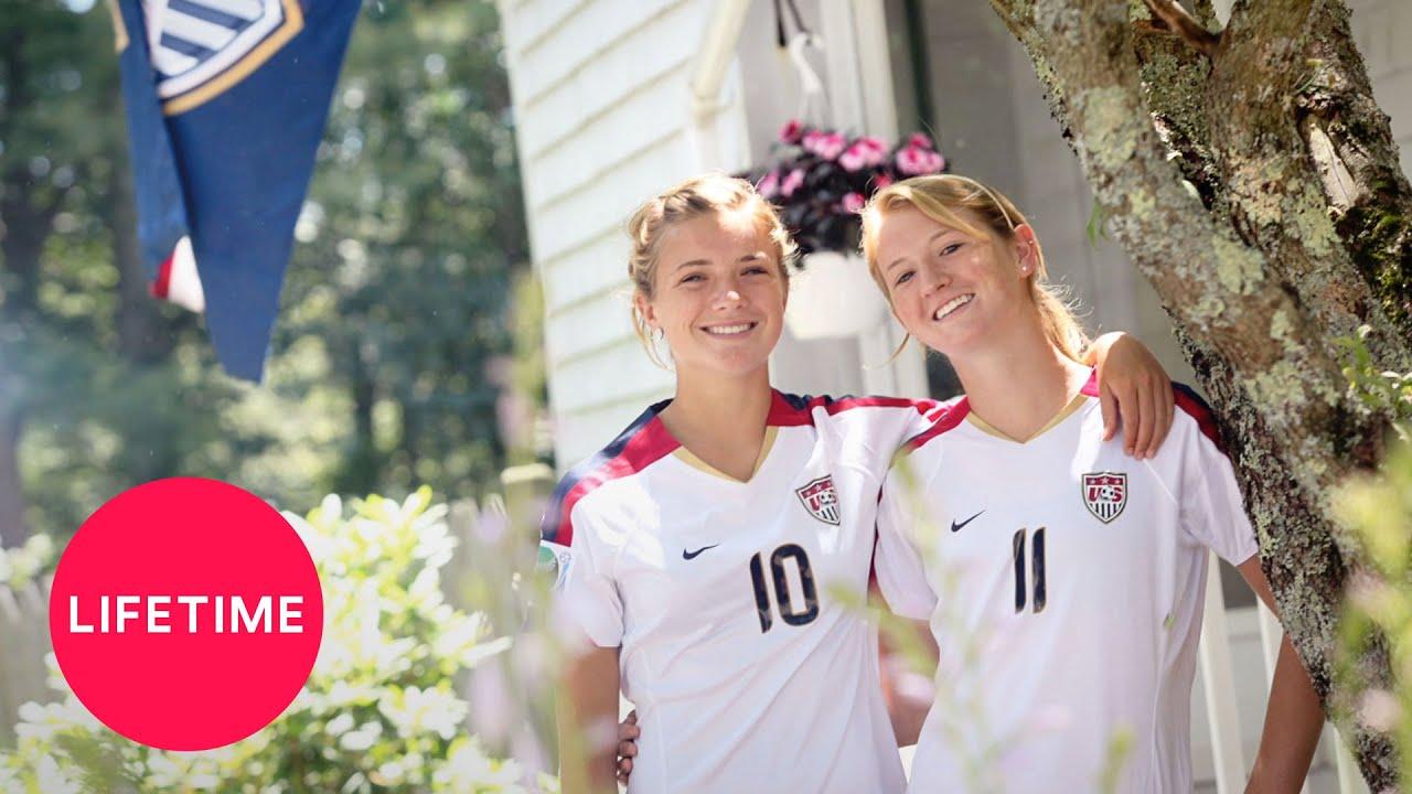 Samantha and Kristie Mewis