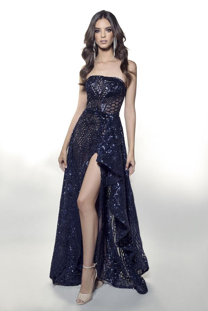 Miss World Vanessa Ponce de León
