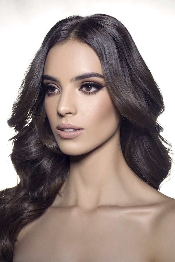 Miss World Vanessa Ponce de León