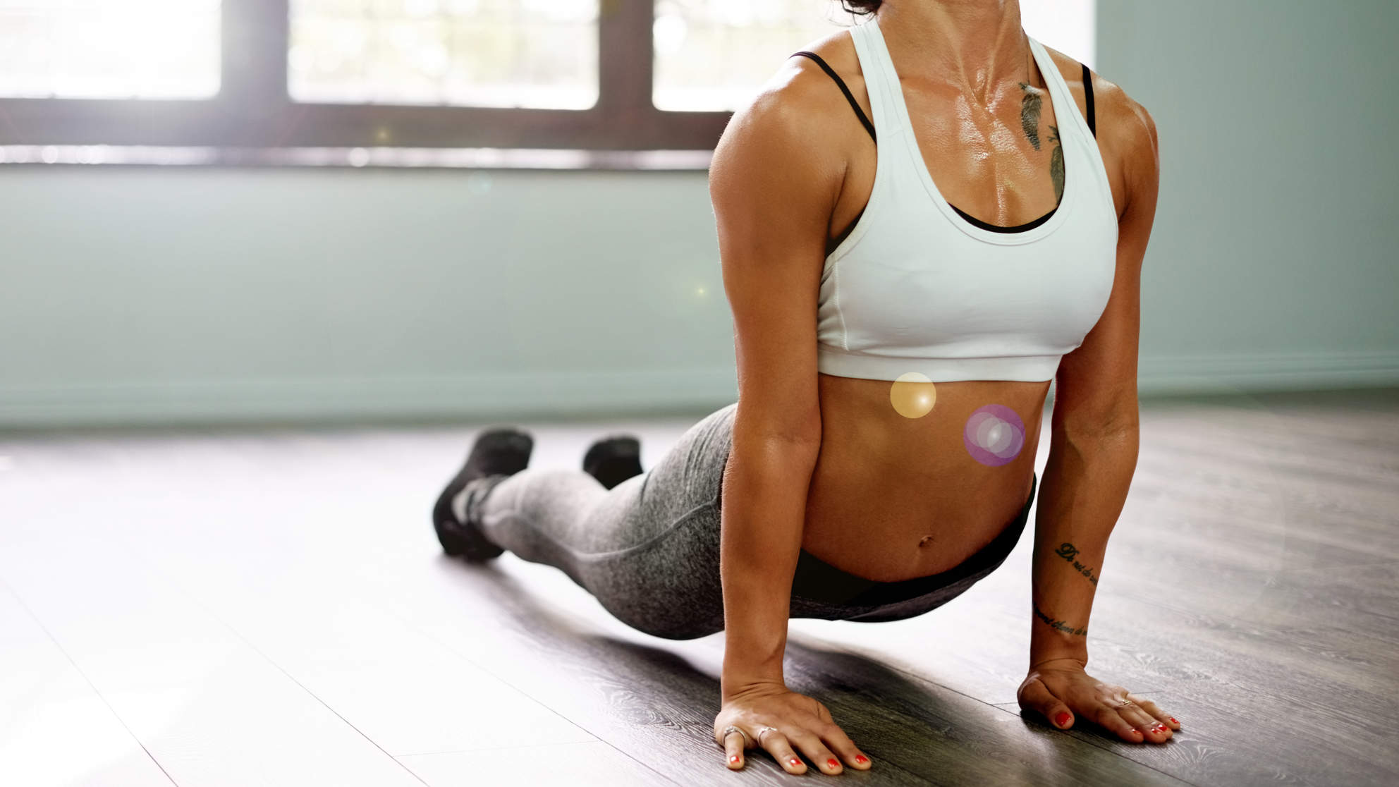 Pilates and Exercise Can Lead To A 'Coregasm'