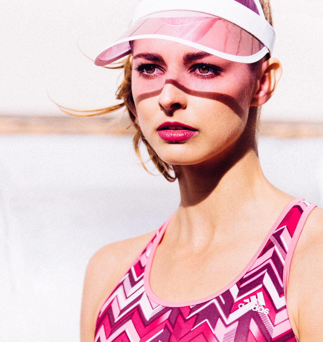 Amanda Bisk, Former Pole Vaulter