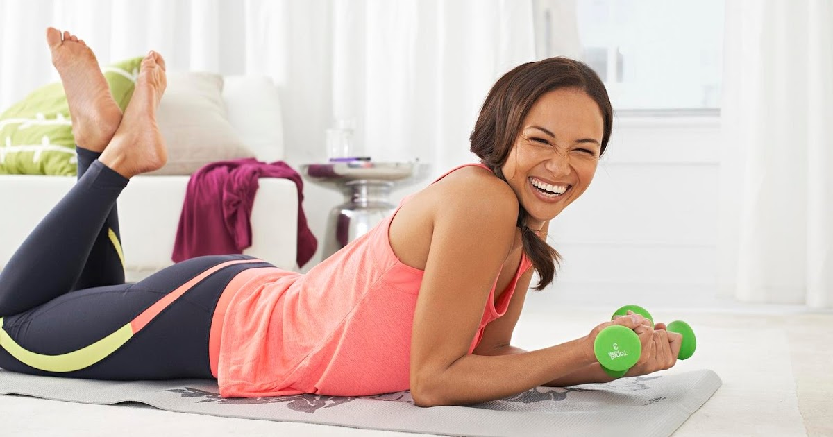 Easy Workouts For Young Mothers