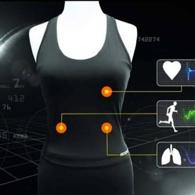'Smart shirt' can accurately measure breathing and could be used to monitor lung disease