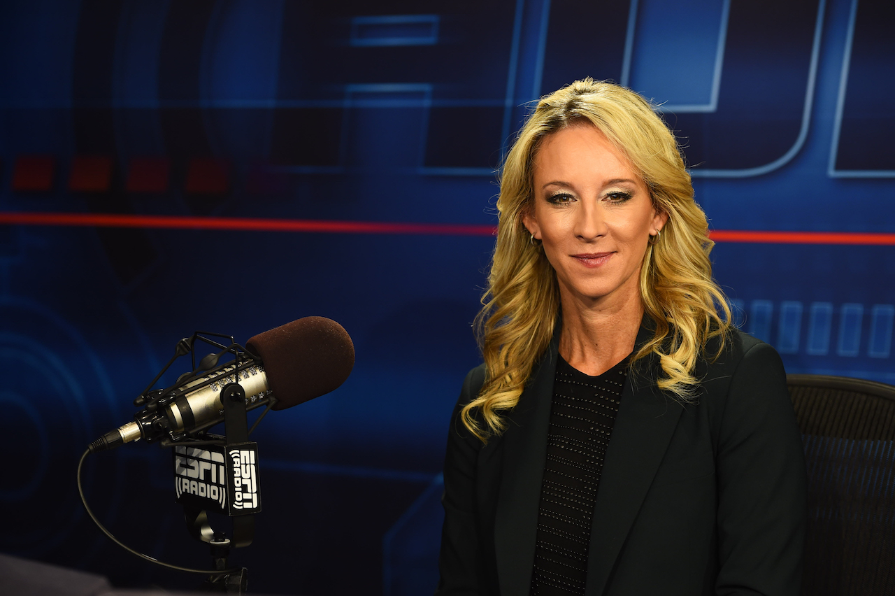 nbc radio_Radio Personality Anita Marks Talks About Her Love For Sports! - Women Fitness