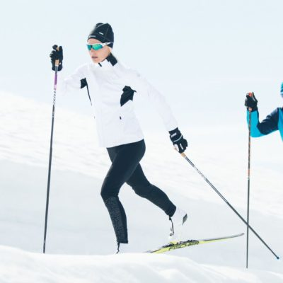 Skiers have lower incidence of depression