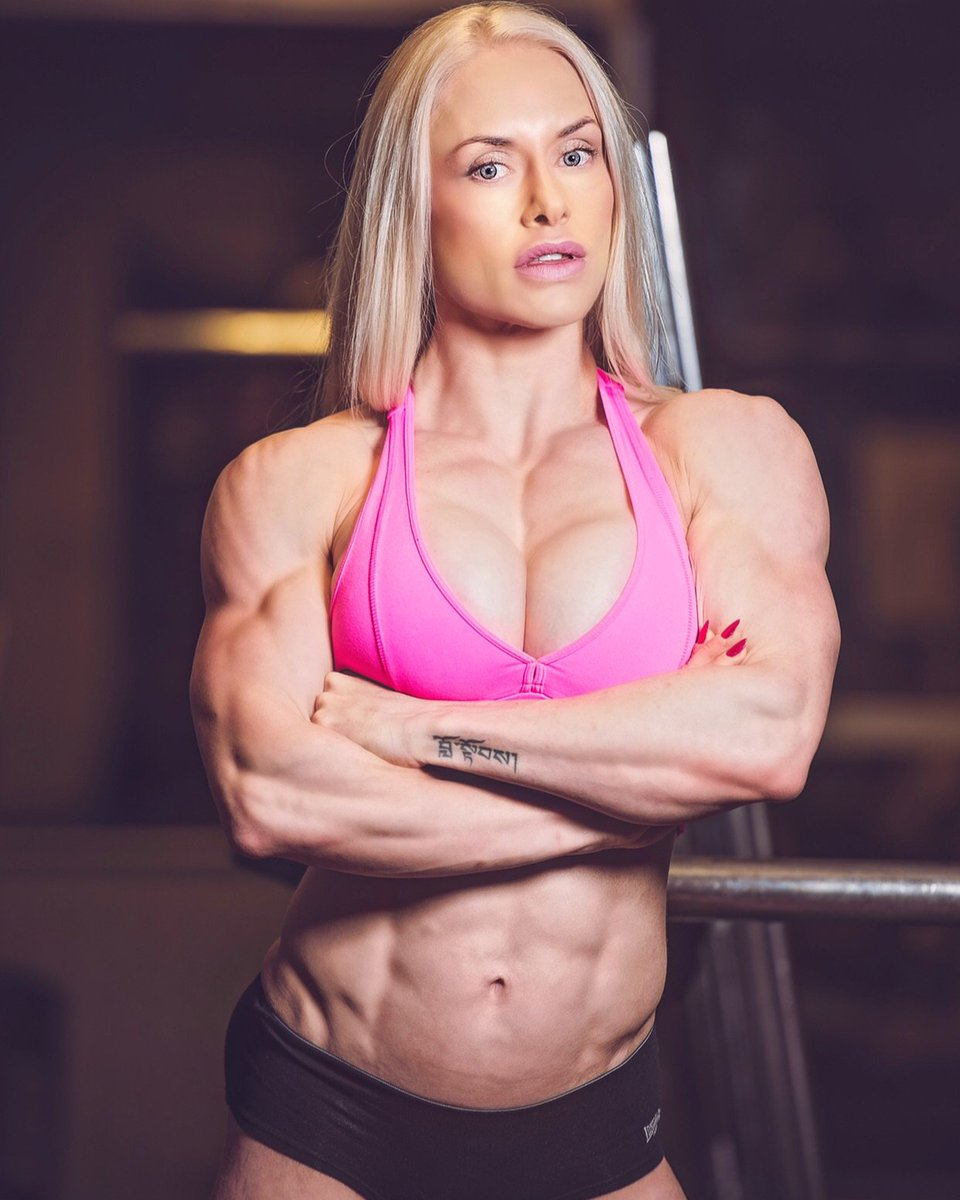 Louise Rogers,   IFBB PRO Figure Champion