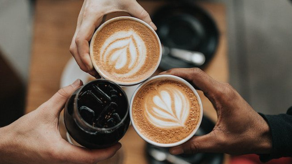 We love coffee, tea, chocolate and soft drinks so much, caffeine is literally in our blood