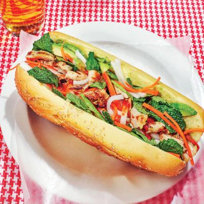 Guilt-free Sandwiches