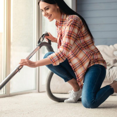 Household Chores Into A Workout