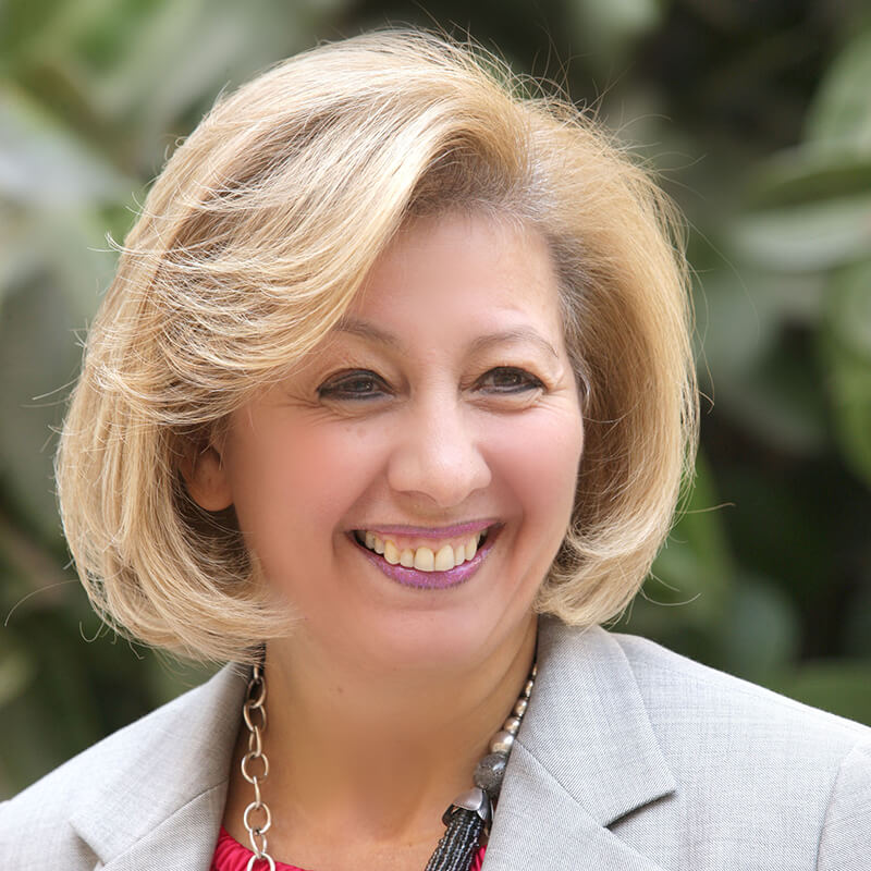 Haifa Hajjar Najjar , Jordanian Senator