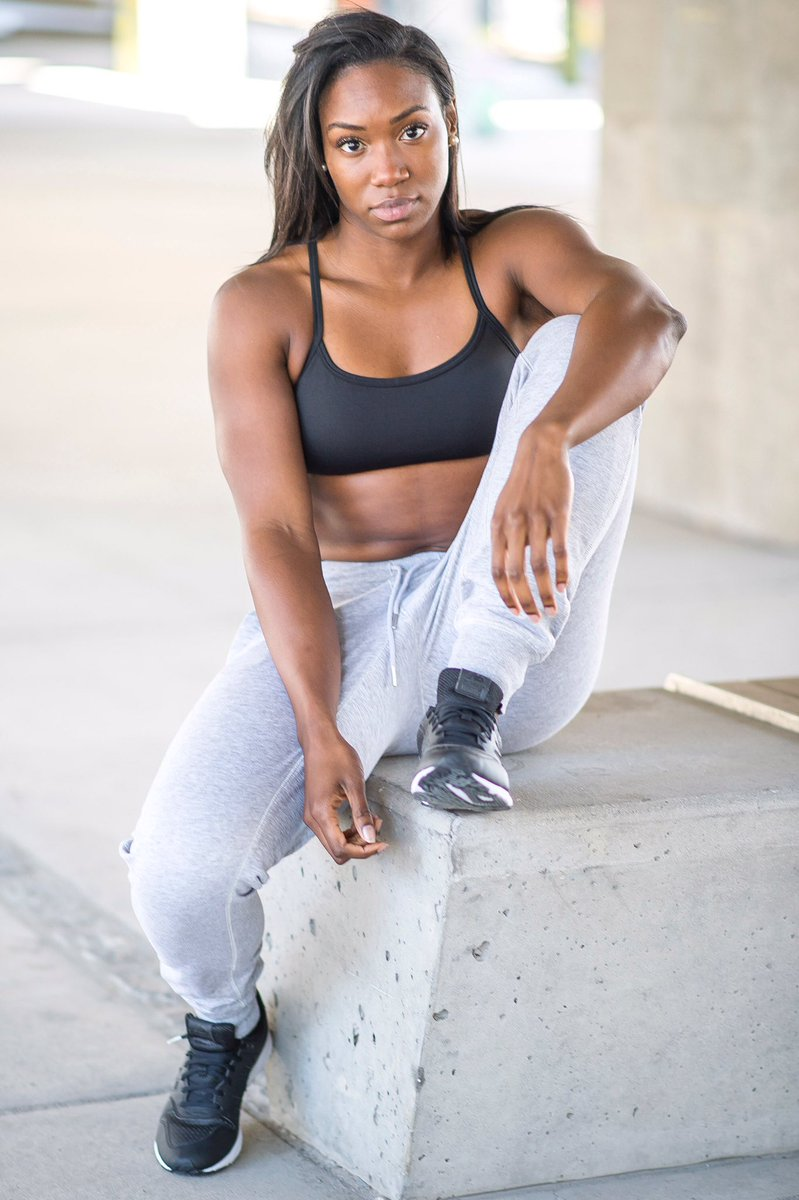 Khamica Bingham, Canadian track and field athlete
