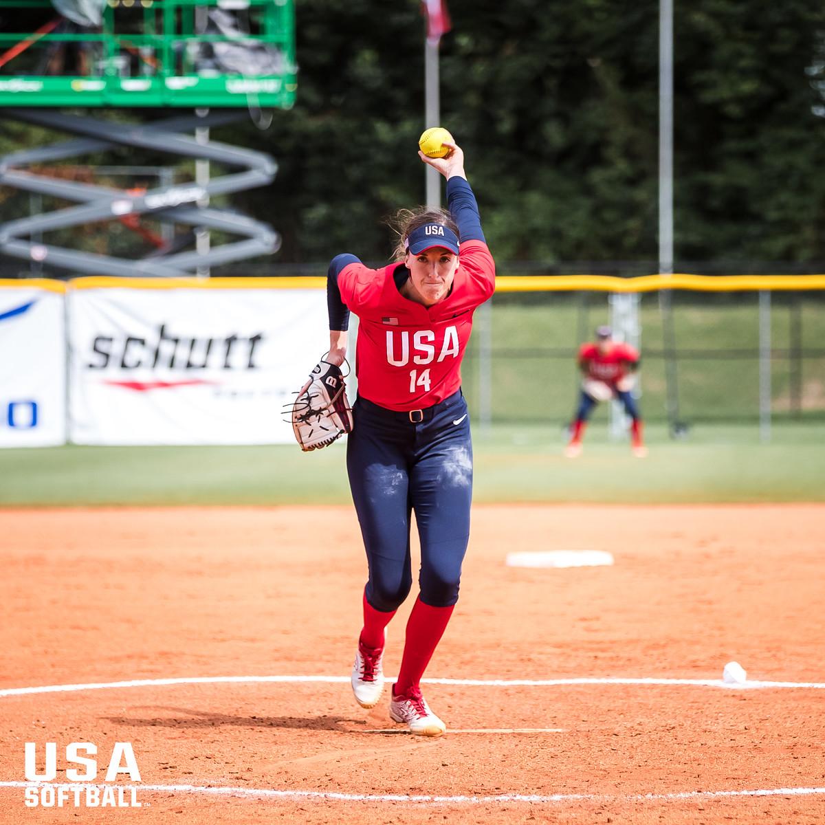 Softball Player Monica Abbott Shares Her Fitness Secrets