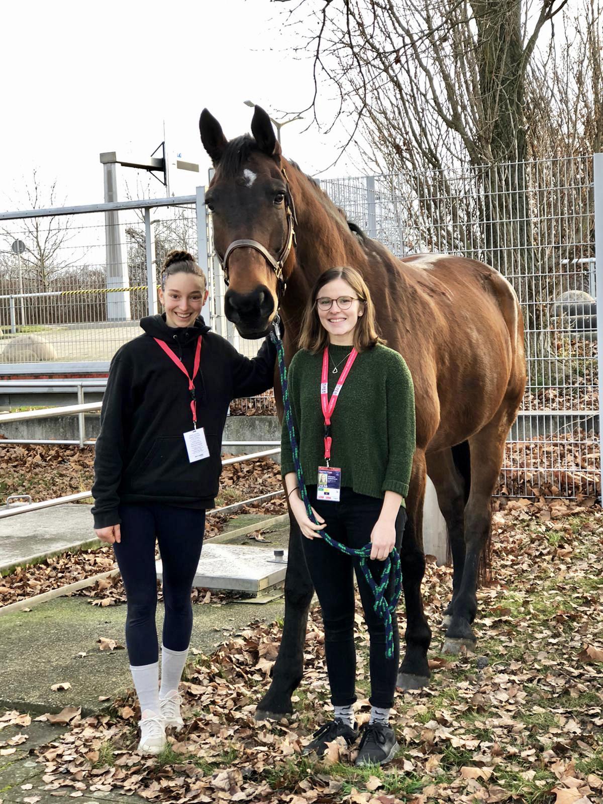 Alina Ross, professional Equestrian