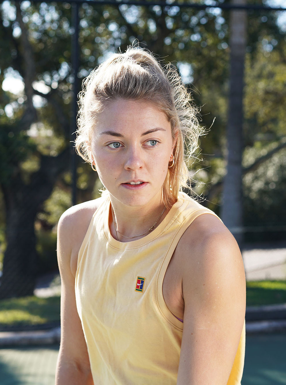 Carina Witthöft, Tennis player