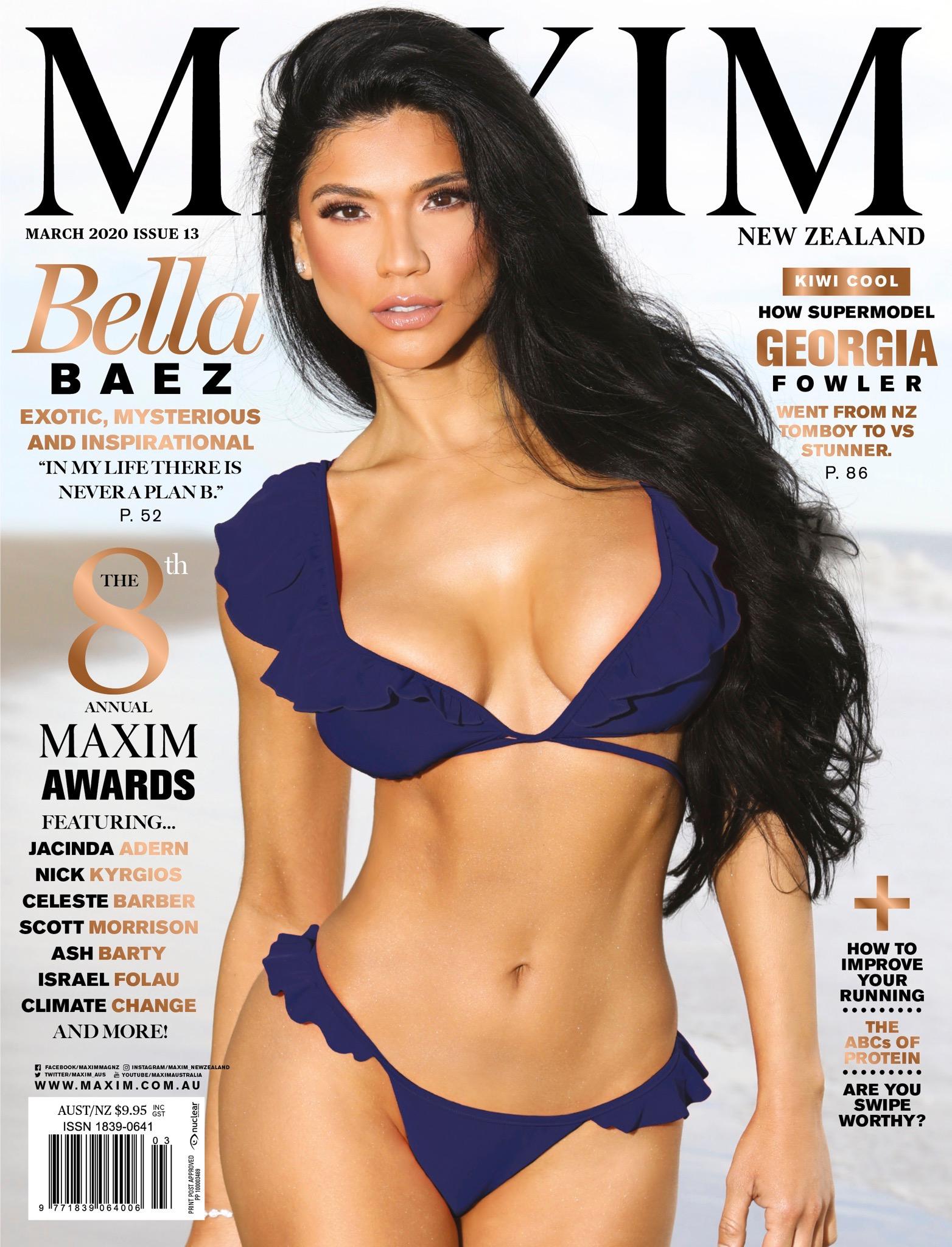 Bella Baez,  Model