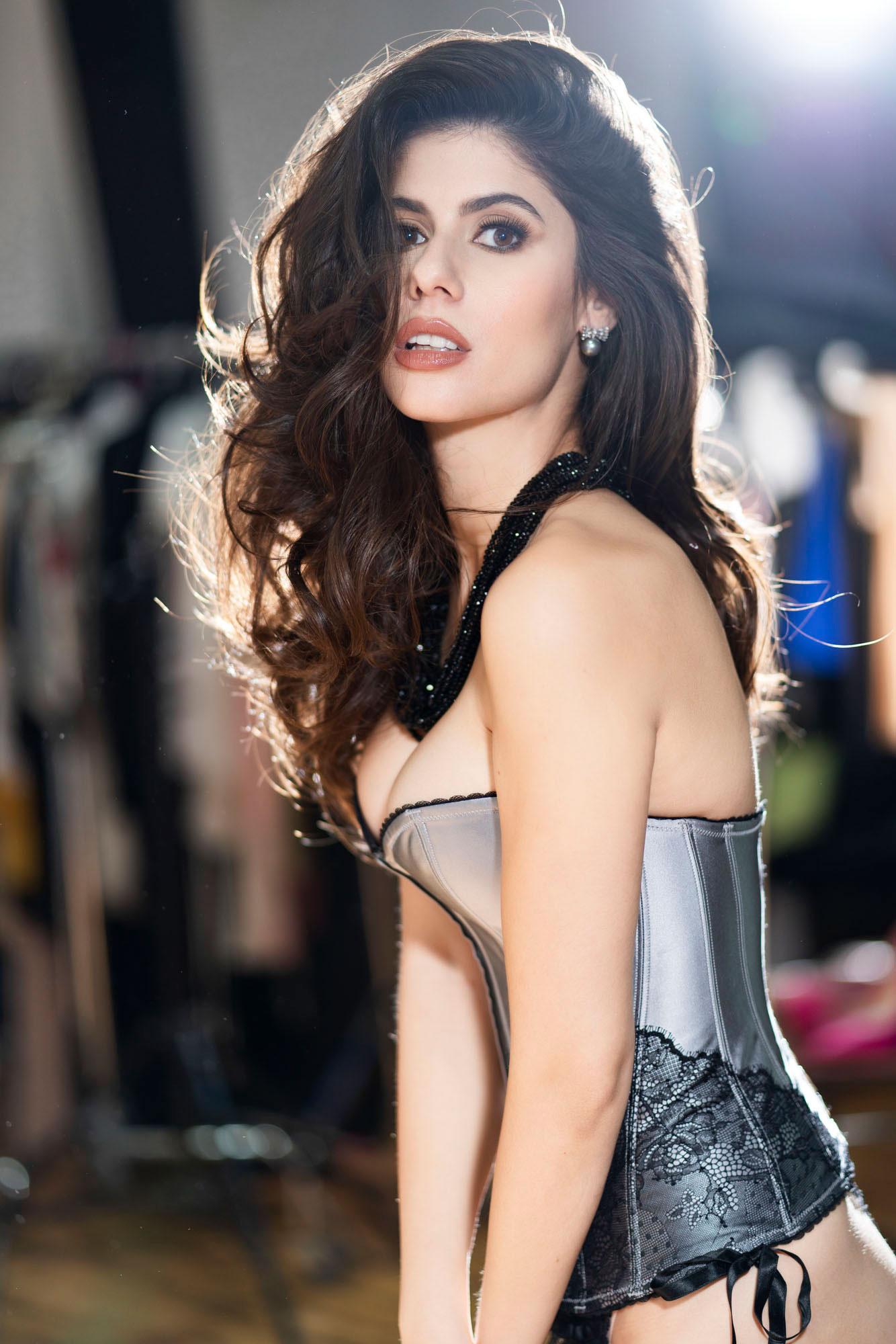 Inès Trocchia, Model