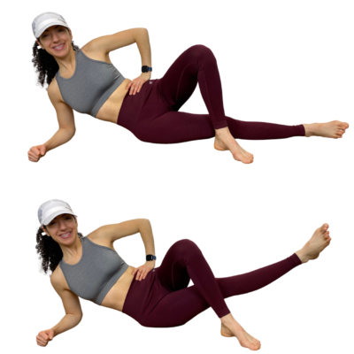 side lying adduction