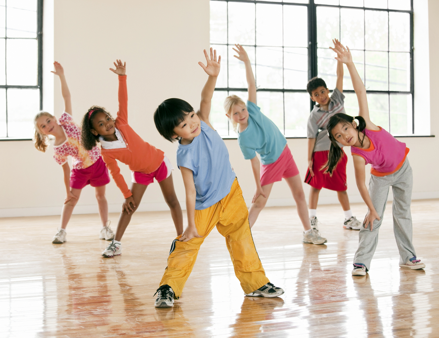Physical Activity Helps Curb Low-grade Inflammation