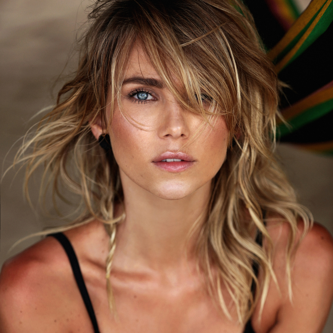 Gracie Hans, model